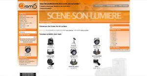 Dromi's | scene-son-lumiere.fr