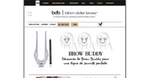 Billion Dollar Brows | billiondollarbrows.fr